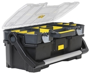Cassetta porta utensili con organizer separabile